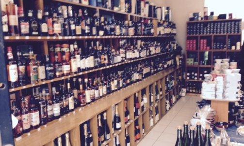 Grossiste en boissons à Pontrieux